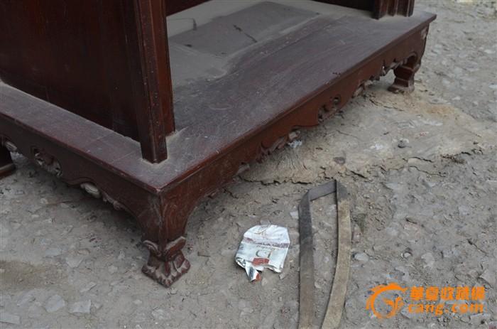 立体精雕佛龛 立体精雕佛龛价格 立体精雕佛龛图片 来自藏友cfgy 木器
