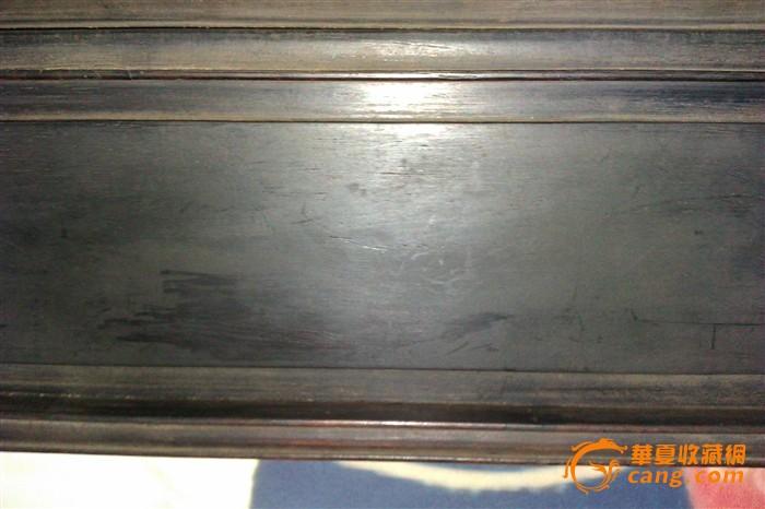 黑酸枝木纹贴图