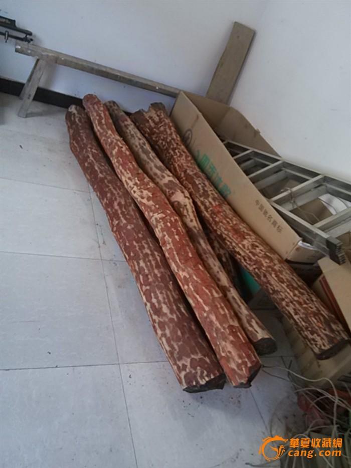 印度小叶紫檀木料-印度小叶紫檀木料价格-印度小叶图片