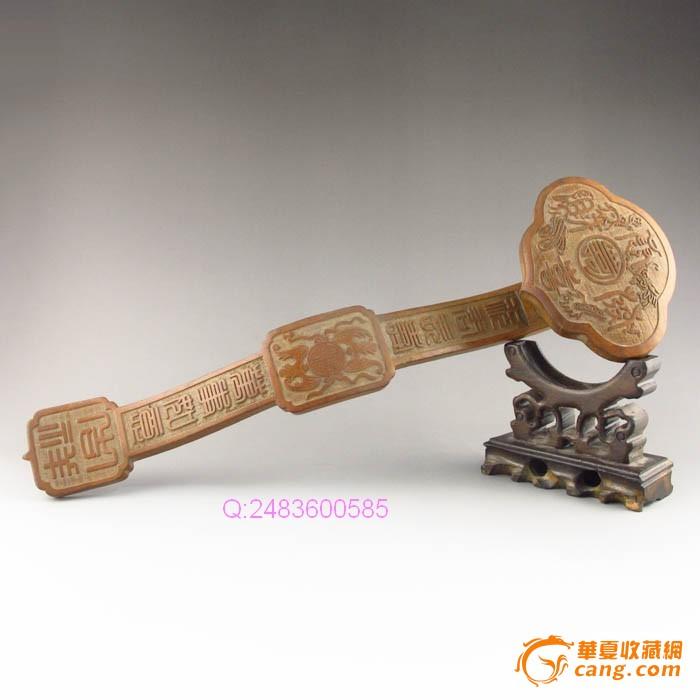 中华传统吉祥摆件 - 如意    10 - h_x_y_123456 - 何晓昱的艺术博客
