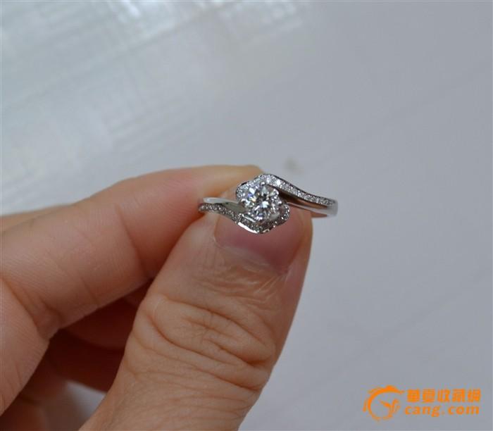 铂金戒指图片_铂金戒指指环图片编号338532_珠宝服饰