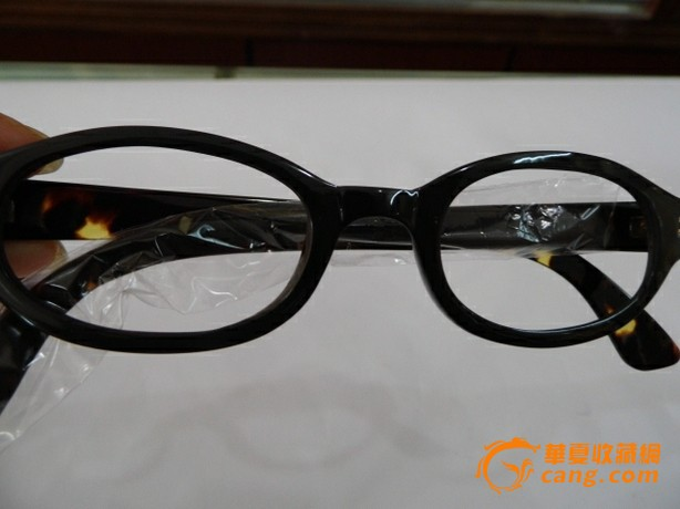 精工整料中框 玳瑁眼镜框