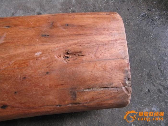 花梨实心原木料,也可当圆木凳子(#1)