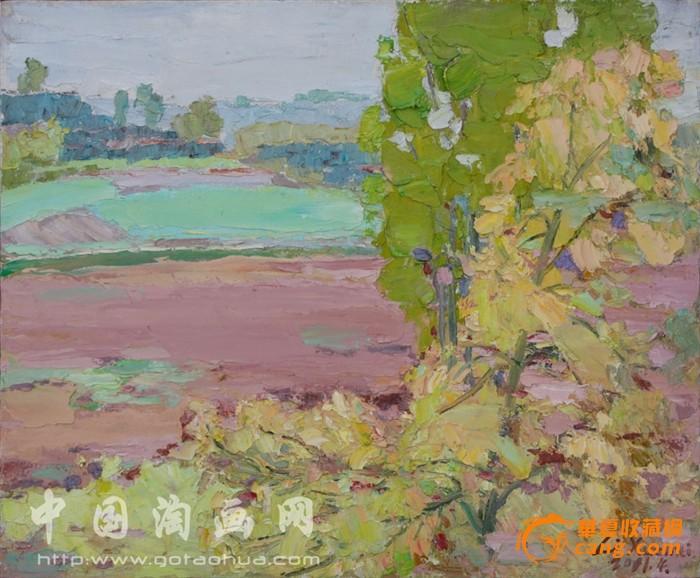 李雪玫優秀風景油畫