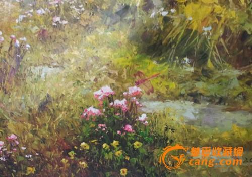 当代著名油画家孙为民油画作品人体美女油画 19世纪英国著名风景画家图片