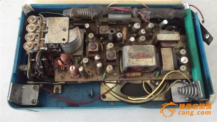 美多牌28a型8管晶体收音机