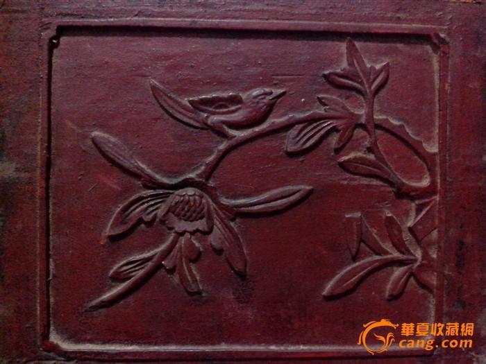 民国木雕蝙蝠 民国花鸟花板 民国花鸟花板 民国精工竹子镏金花板 樟木