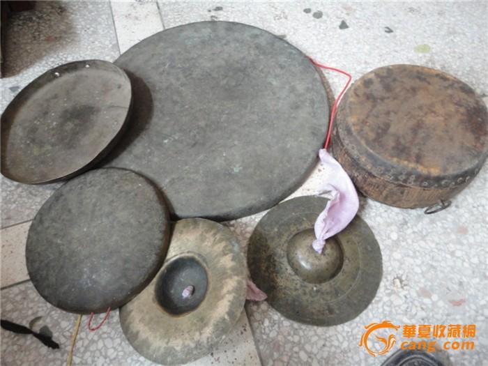 农村鼓乐队用乐器6件套