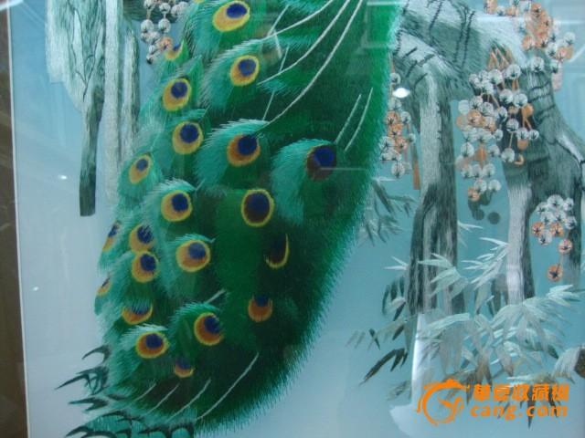 儿童树叶拼贴画作品,手工树叶粘贴画素材,关于孔雀的树叶粘贴画图片.