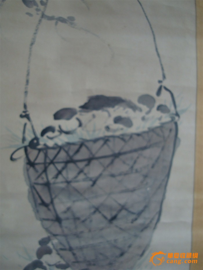 原来装裱 民国花鸟图2