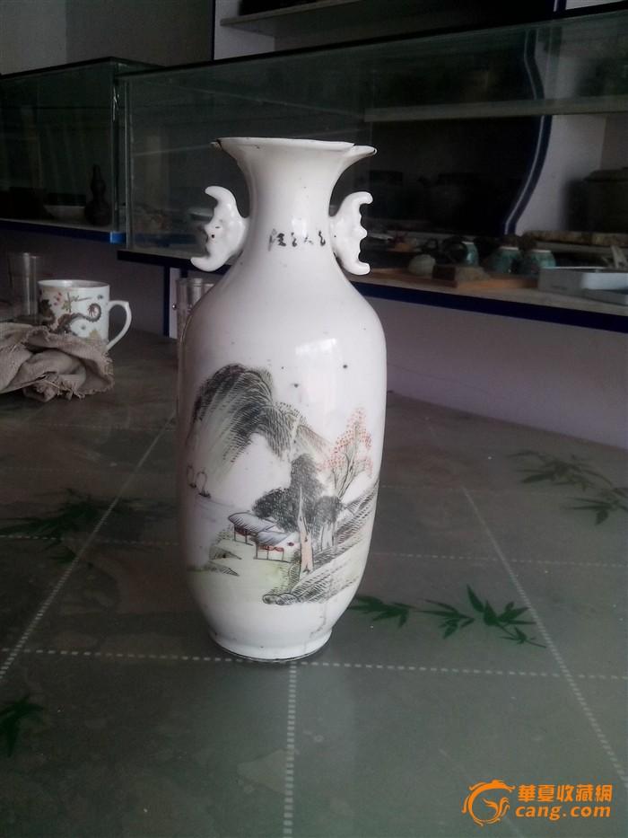 可乐瓶手工制作动物花瓶