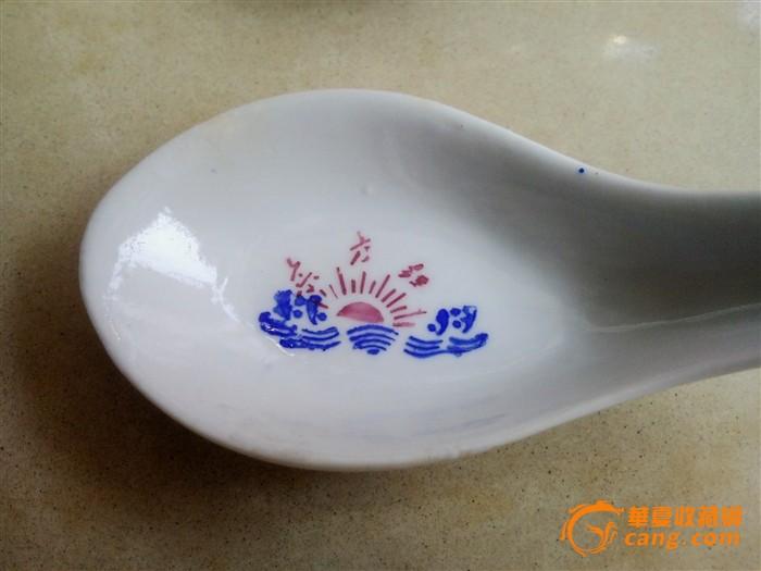 碗里的勺子简笔画