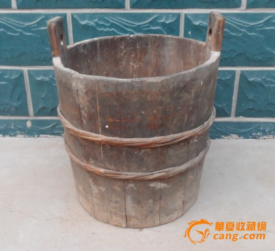 拉萨太阳岛木桶