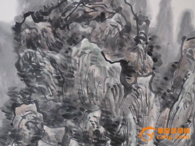 黄宾虹 山水画