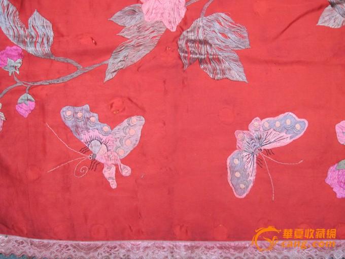 花鸟蝴蝶刺绣