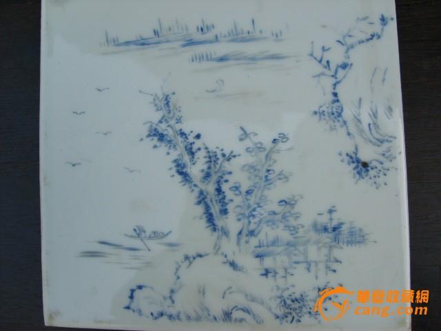 墨彩瓷板图4