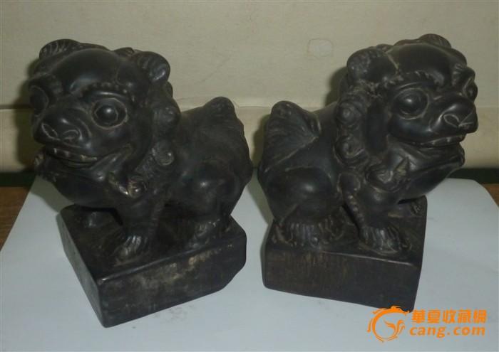 石狮子_石狮子价格_石狮子图片_来自藏友古陶韵味图片