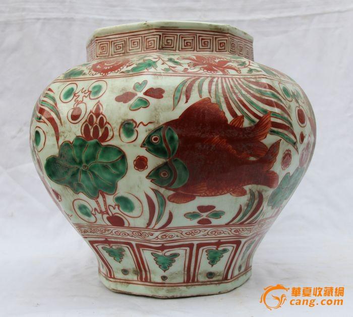 明清珍瓷 - 红绿彩    5 - h_x_y_123456 - 何晓昱的艺术博客