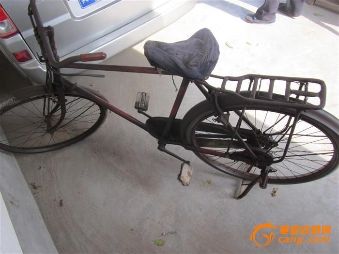 原装日本鬼子的自行车图片