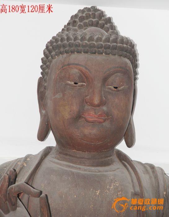 木佛像 木佛像价格 木佛像图片,来自藏友古龙个 木器