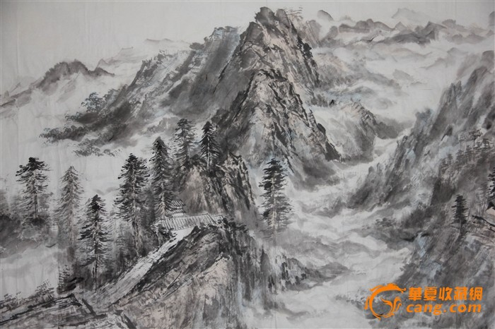 """2008年获西安美术学院""""助威冬运会""""千张速写展"""