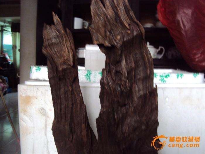 金丝楠木航行摆件一个