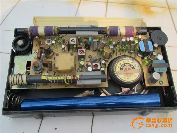 电路板 收音机 2160_1456