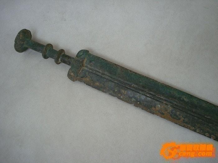 老青铜剑图3