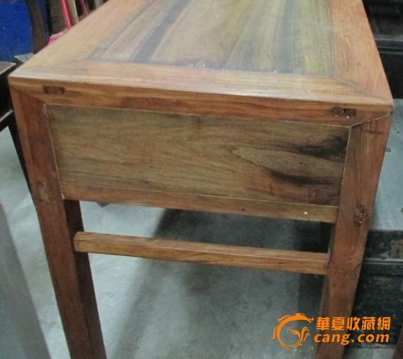 民国金丝楠木桌