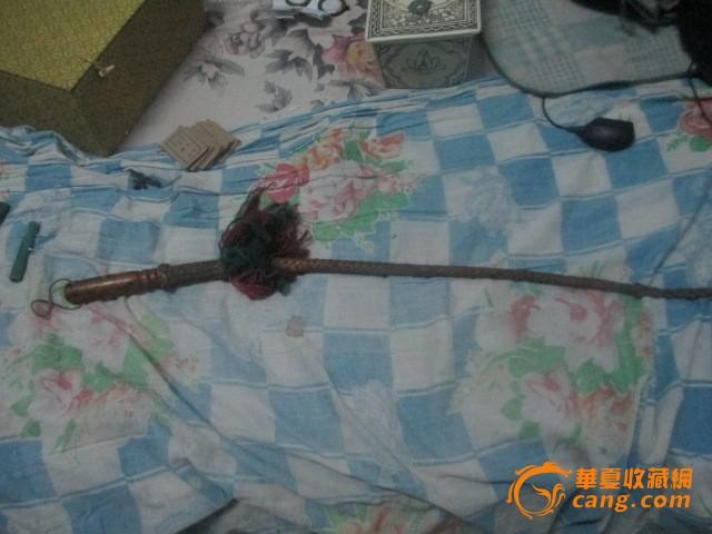 幼儿手工制作鞭子