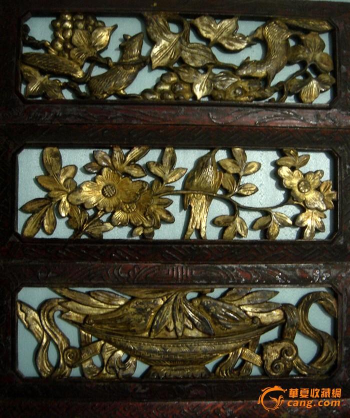 欧式花盆木雕图片