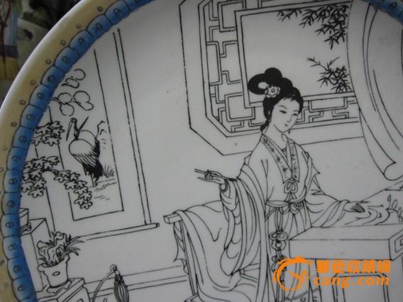 古典美女图片手绘大师