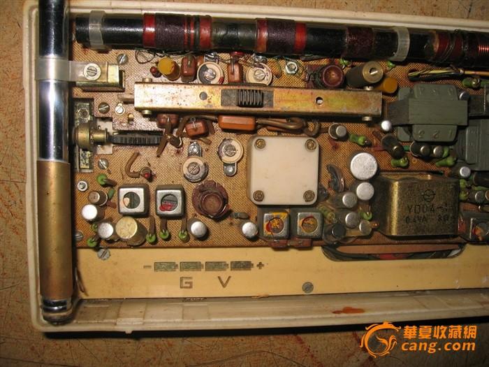 熊猫b802-1八管三波段收音机
