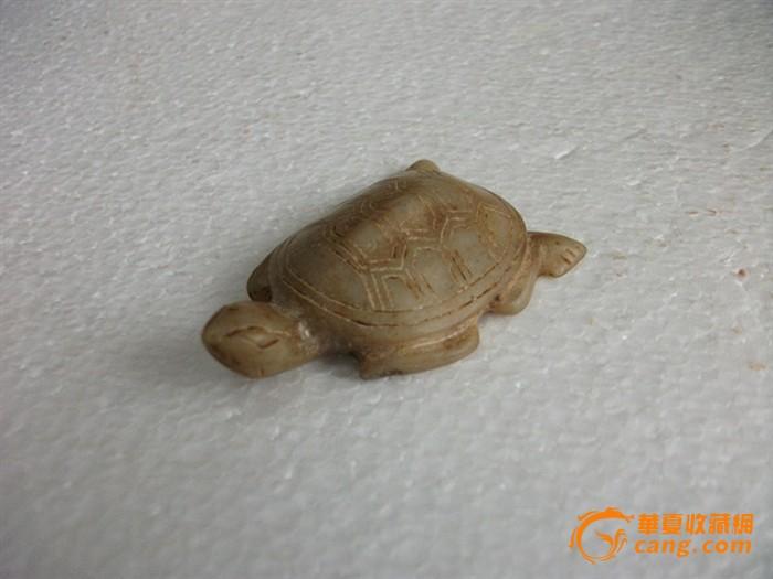 寿山石雕小乌龟