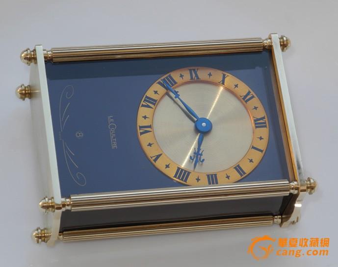 机械闹钟内部结构素描图