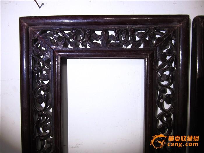 欧式石膏画框素材展示