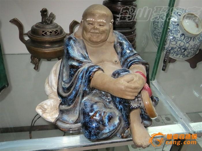 地摊 陶瓷 其它 石湾公仔佛  编号 jy6534099 上传