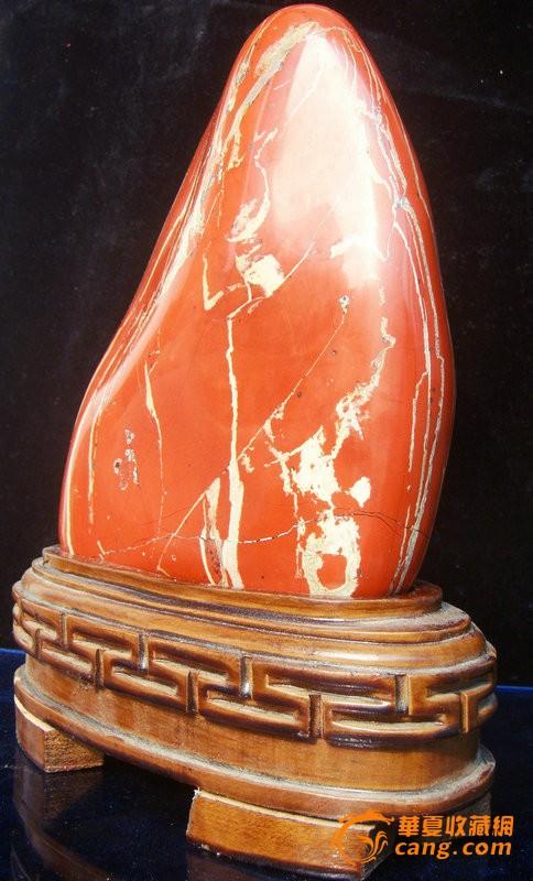 红玛瑙原石摆件