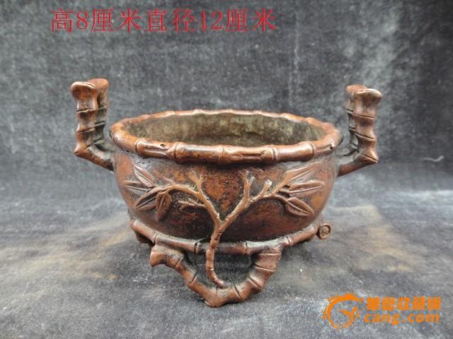 铜香炉_铜香炉价格_铜香炉图片_来自藏友313149698