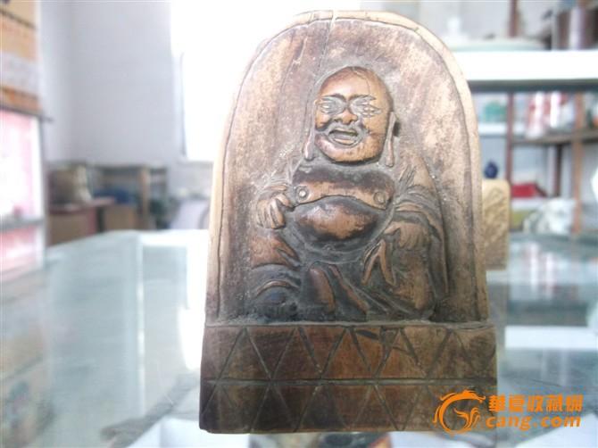 明清木雕佛像