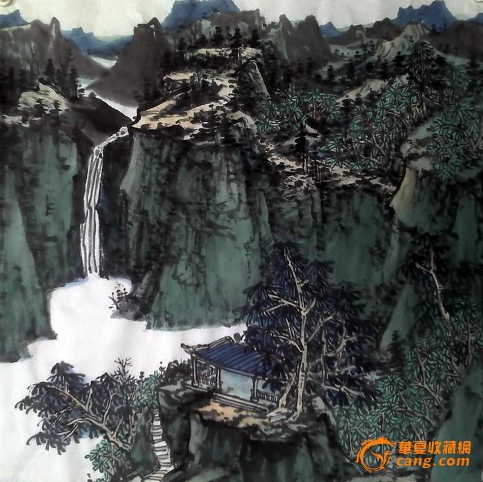 山水画特价出售-作者杨宝录