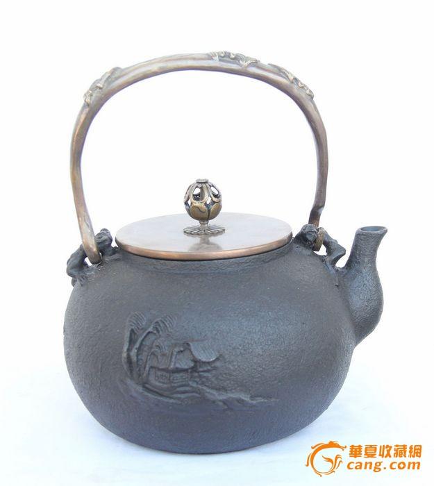 古代铁壶工艺    3 - h_x_y_123456 - 何晓昱的艺术博客