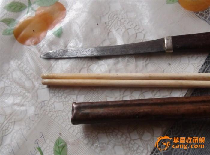 手工筷子做小桶的步骤