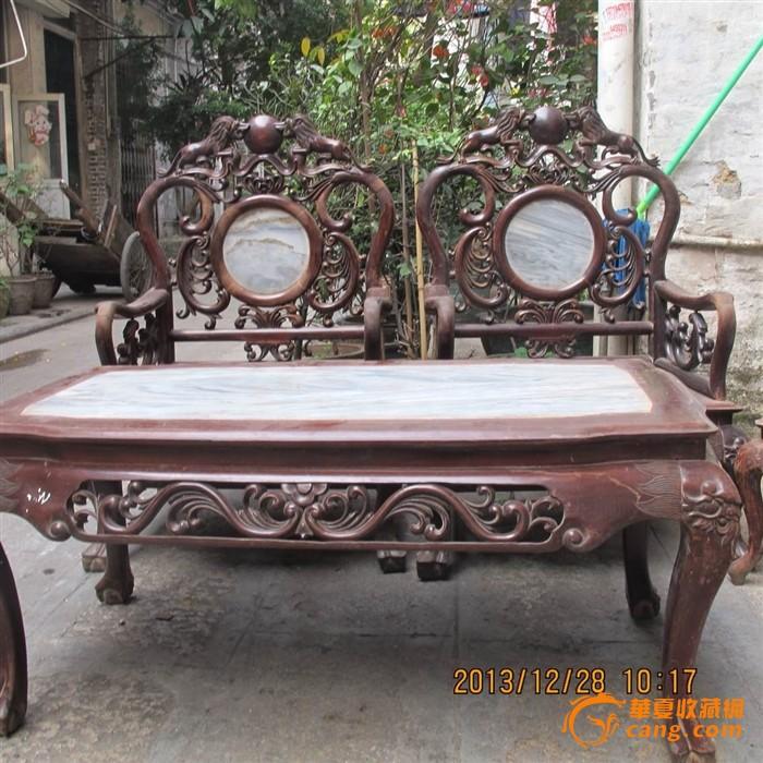 越南红木家具五件套