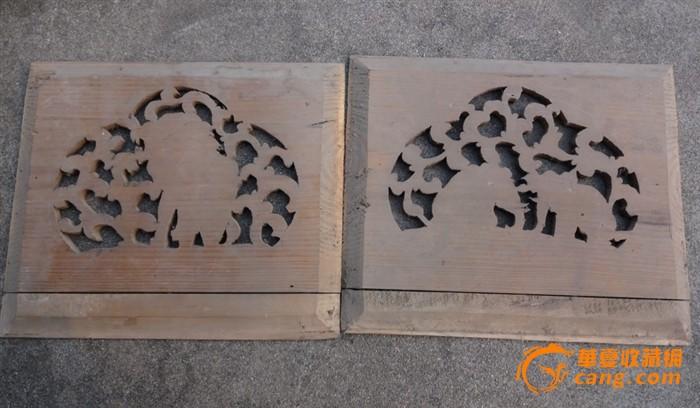 动物木板2块