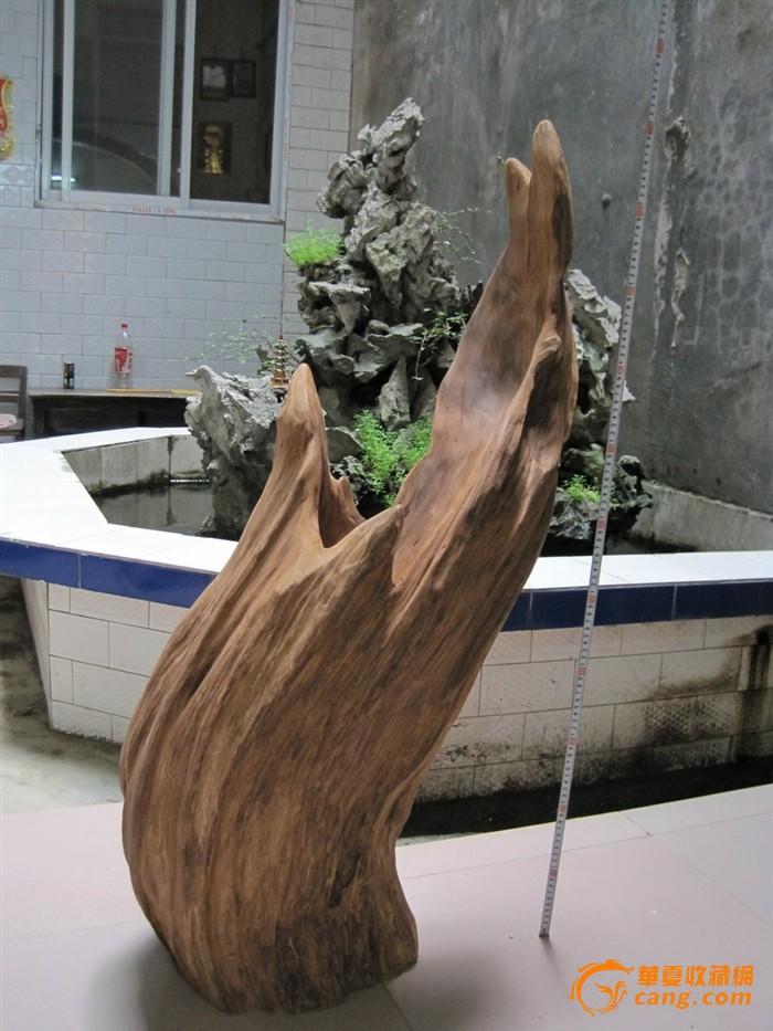 越南顶极水沉香大件——龙行天下(千年水沉香)