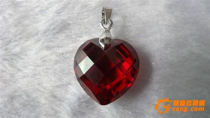 漂亮的红宝石吊坠_漂亮的红宝石吊坠价格_漂