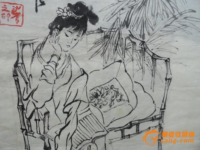 手绘权志龙 铅笔画展示