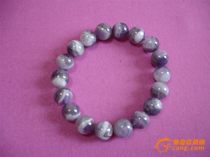 紫水晶手链_紫水晶手链价格