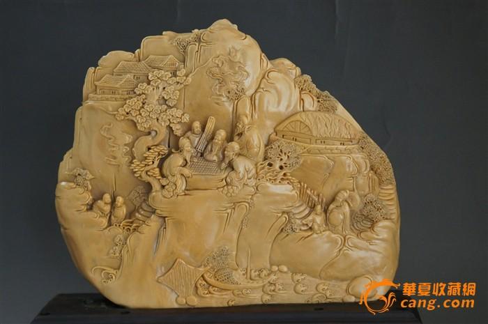 珍品田黄雕刻    12 - h_x_y_123456 - 何晓昱的艺术博客